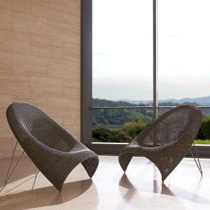 fibonacci lounge chair